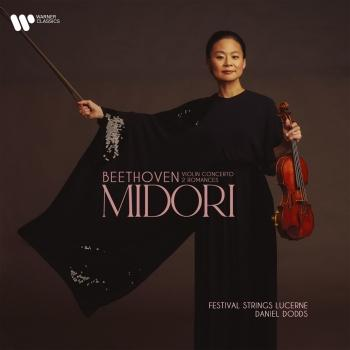 Cover Beethoven: Violin Concerto & Romances Nos 1 & 2