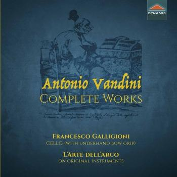 Cover Vandini: Complete Works