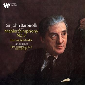 Cover Mahler: Symphony No. 5 & Rückert-Lieder (Remastered)