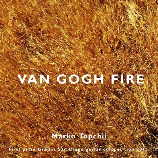 Cover Van Gogh Fire