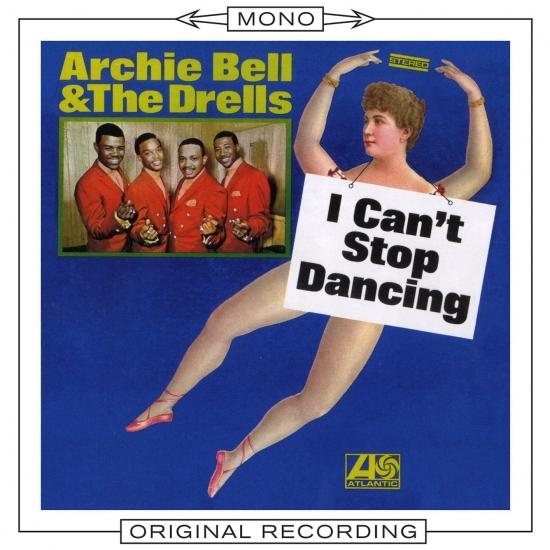 Cover I Can't Stop Dancing (Mono)