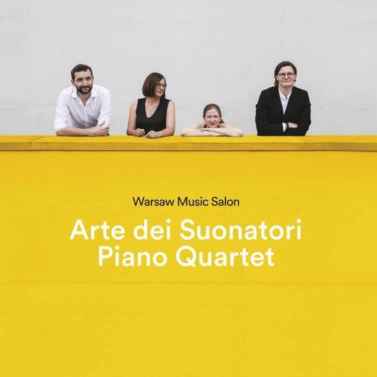 Cover Warsaw Music Salon