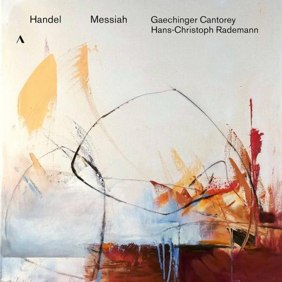 Cover Handel: Messiah, HWV 56 (1742 Version)