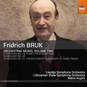 Cover Fridrich Bruk: Orchestral Music, Vol. 2