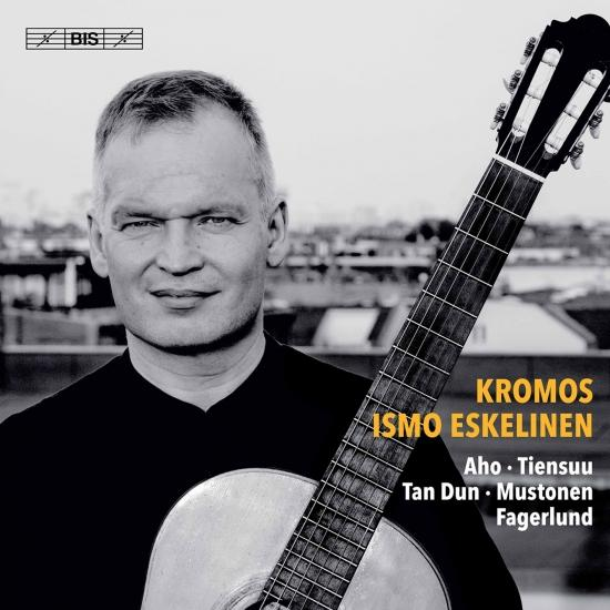 Cover Kromos: 21st Century Guitar Music