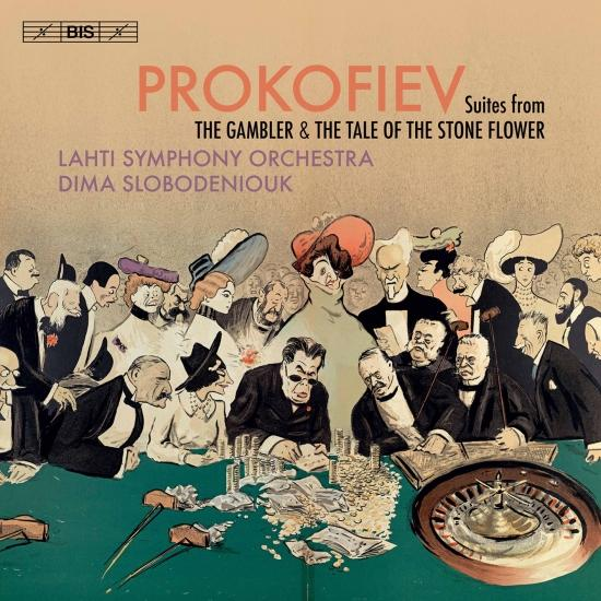 Cover Prokofiev: Suites from The Gambler & The Tale of the Stone Flower