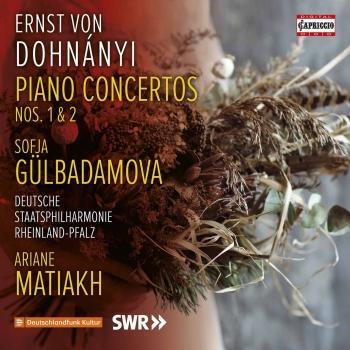 Cover Dohnányi: Piano Concertos Nos. 1 & 2