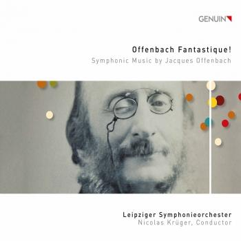 Cover Offenbach Fantastique!