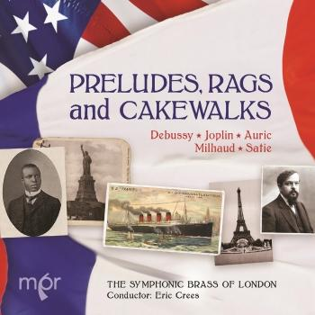 Cover Preludes, Rags & Cakewalks
