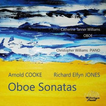 Cover Cooke & Jones: Oboe Sonatas