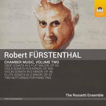 Cover Fürstenthal: Complete Chamber Music, Vol. 2
