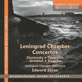 Cover Slonimsky, Tsytovich & Others: Chamber Concertos