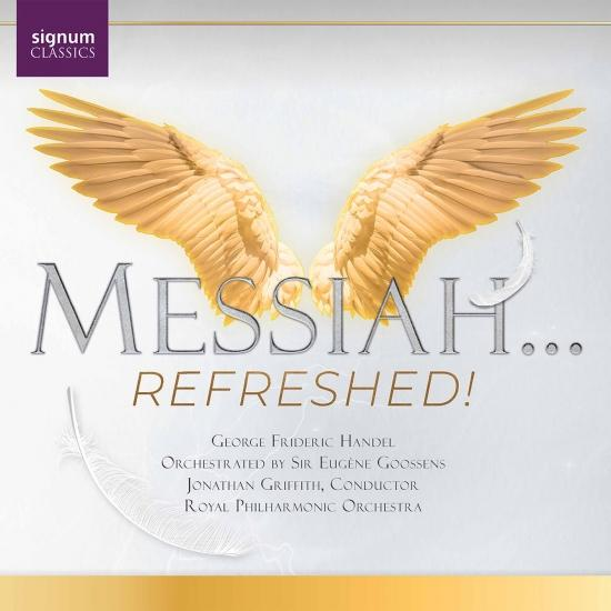 Cover Messiah ... Refreshed!