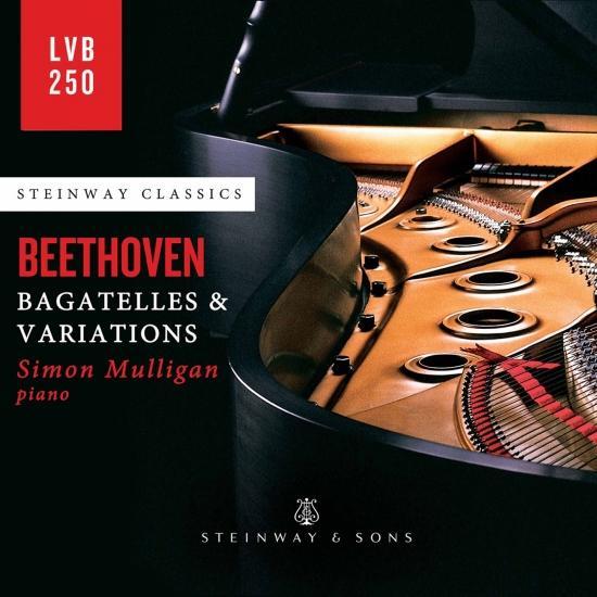 Cover Beethoven: Bagatelles & Variations