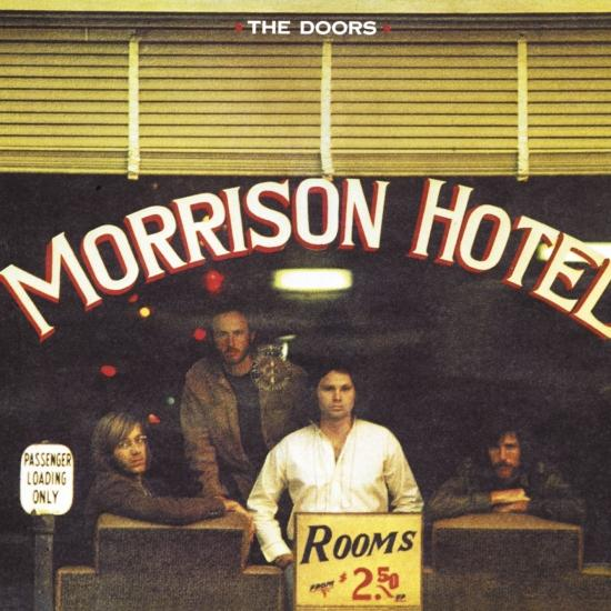 Cover Morrison Hotel (Remastered)