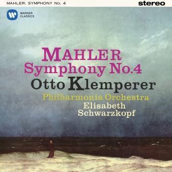 Cover Mahler: Symphony No. 4 (Remastered)
