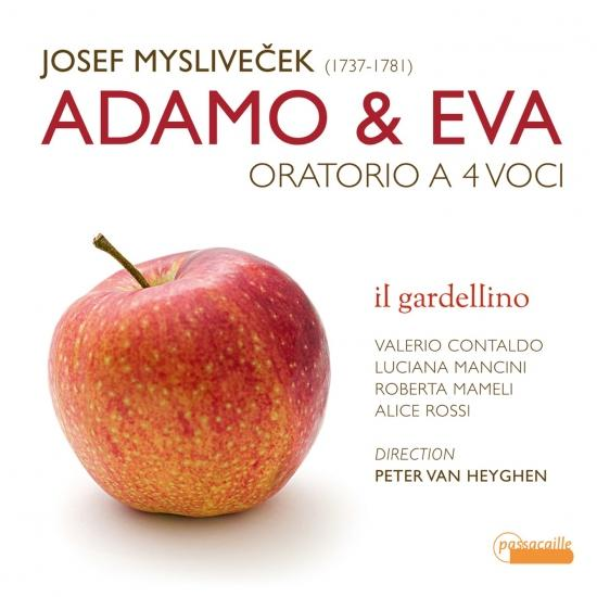 Cover Adamo ed Eva