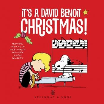 Cover It's a David Benoit Christmas!