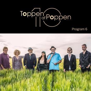 Cover Toppen af Poppen 2020 - Program 6