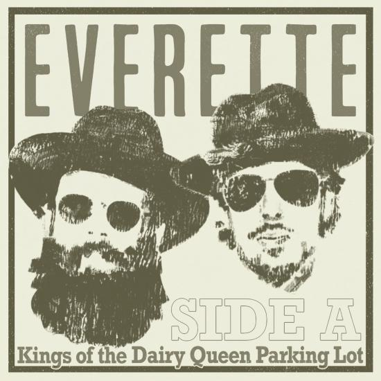 Cover Kings of the Dairy Queen Parking Lot: Side A