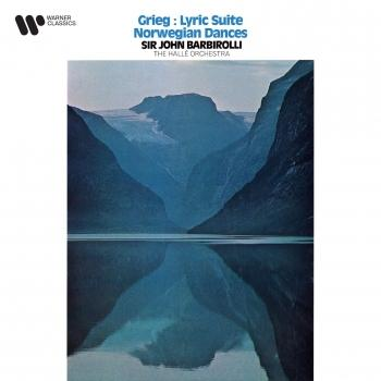 Cover Grieg: Lyric Suite, Op. 54 & Norwegian Dances, Op. 35 (Remastered)