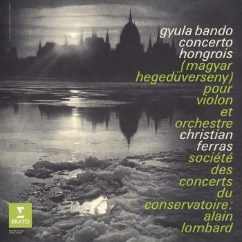 Cover Bando: Concerto hongrois pour violon et orchestre (Remastered)