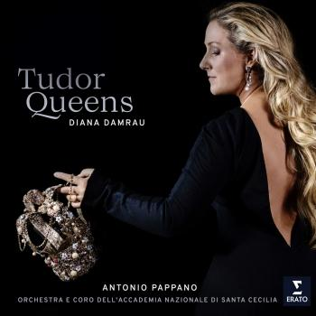 Cover Tudor Queens
