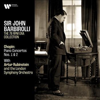 Cover Chopin: Piano Concertos Nos. 1 & 2 (Remastered)