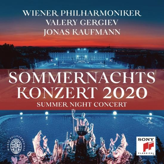 Cover Sommernachtskonzert 2020 - Summer Night Concert 2020