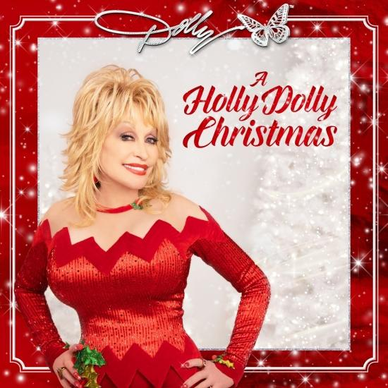 Cover A Holly Dolly Christmas