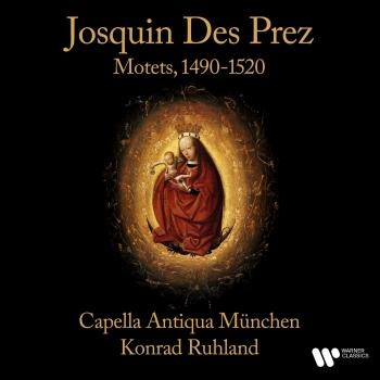 Cover Dez Prez: Motets, 1490-1520 (Remastered)