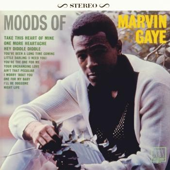 Cover Moods Of Marvin Gaye (Remastered)