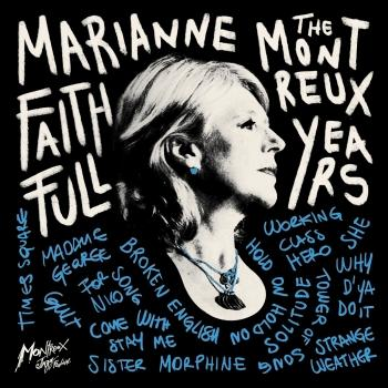 Cover Marianne Faithfull: The Montreux Years (Live)