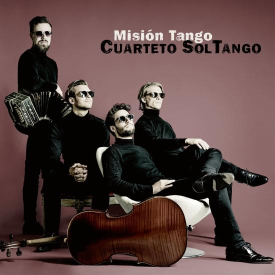 Cover Misión Tango (The 40s,50s,60s and beyond)