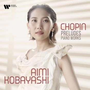 Cover Chopin: Preludes & Piano Works