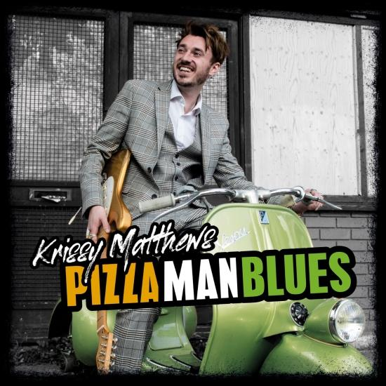 Cover Pizza Man Blues