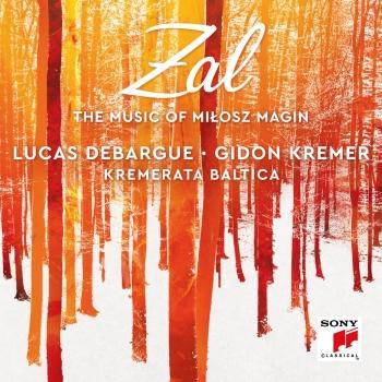 Cover Zal - The Music of Milosz Magin