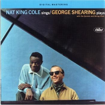 Cover Nat King Cole Sings / George Shearing Plays (Remastered)