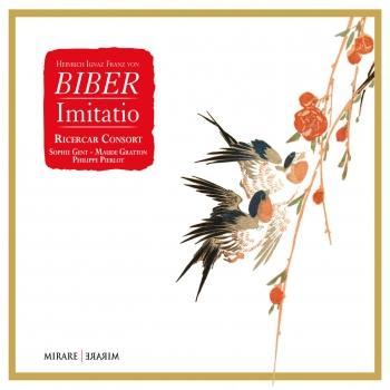 Cover Biber: Imitatio