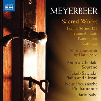 Cover Meyerbeer: Sacred Works