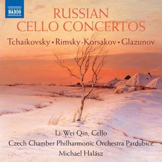 Cover Russian Cello Concertos