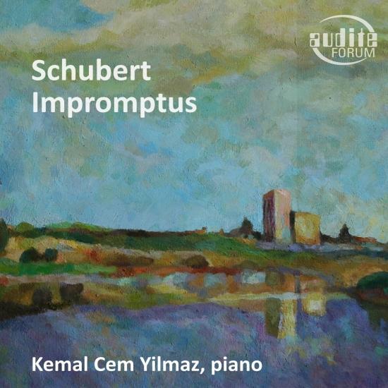 Cover Schubert: Impromptus
