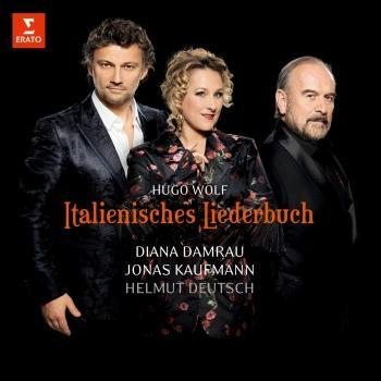 Cover Wolf: Italienisches Liederbuch (Live)