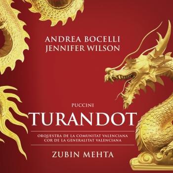 Cover Puccini: Turandot