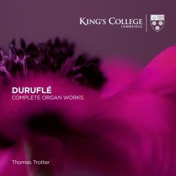 Cover Duruflé: Complete Organ Works