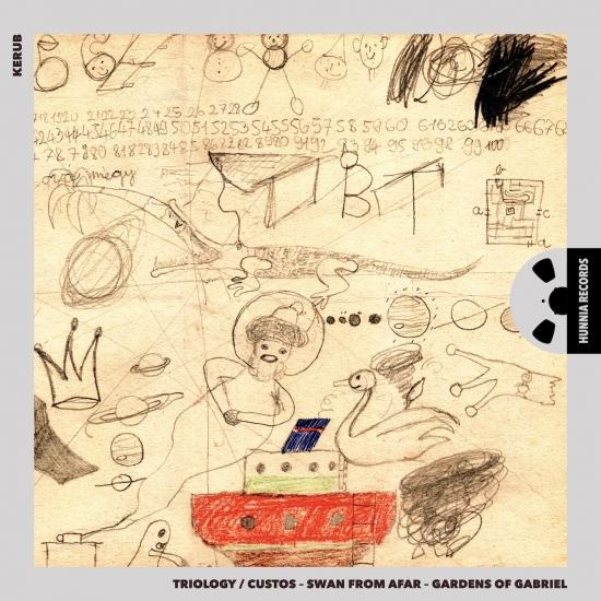 Cover Triology: Custos, Swan from Afar, Gardens of Gabriel aka Supersize Soundcheck
