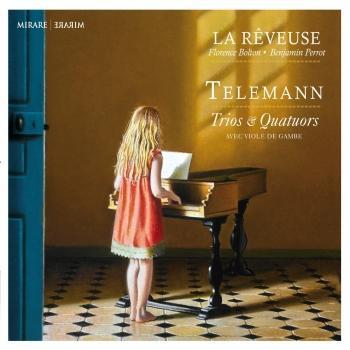 Cover Telemann: Trios & Quatuors