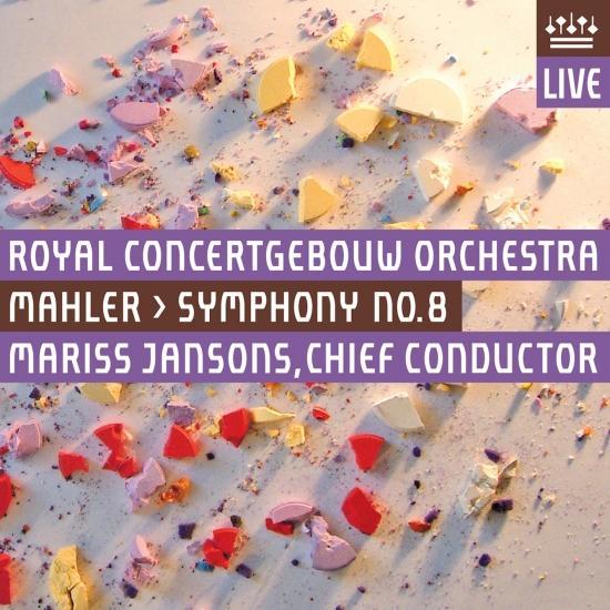 Cover Mahler: Symphony No. 8 (Live)