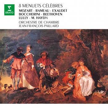 Cover 8 Menuets célèbres : Mozart, Boccherini, Exaudet… (Remastered)