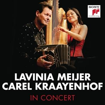 Cover Lavinia Meijer & Carel Kraayenhof in Concert